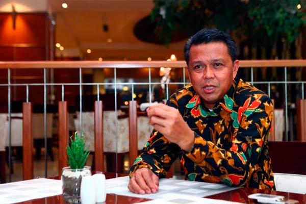 Gubernur Sulawesi Selatan, Nurdin Abdullah.  - Bisnis.com