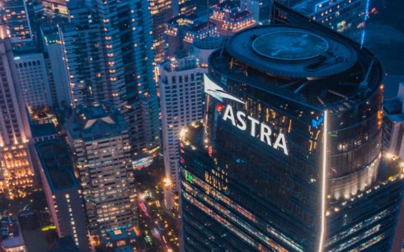 UNTR ASII Astra (ASII) Genjot Capex hingga Rp12 Triliun, Paling Besar UNTR - Market Bisnis.com