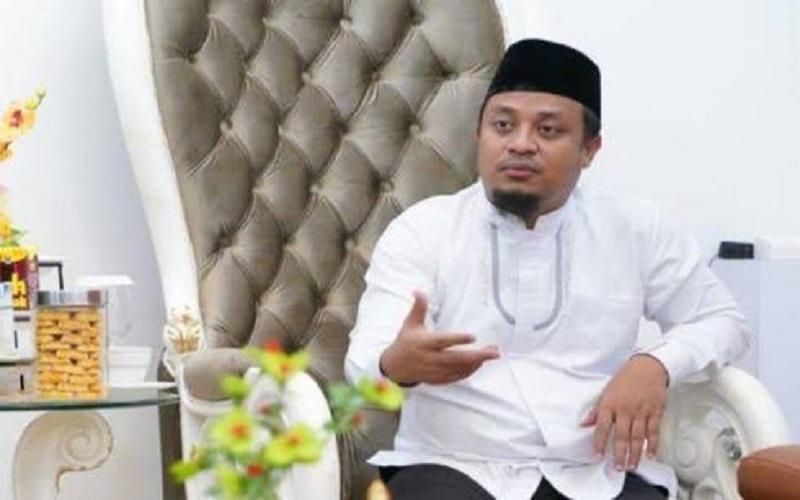 Wakil Gubernur Sulsel Andi Sudirman Sulaiman -  Istimewa