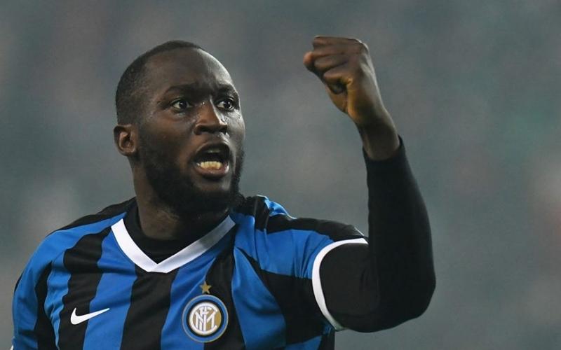 Striker Inter Milan, Romelu Lukaku - Sempre Inter