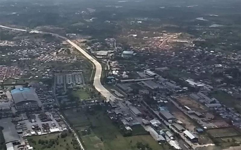 Kota Balikpapan, Kalimantan Timur./Antara - Novi Abdi