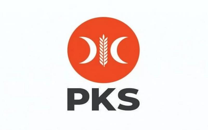 Lambang Paru Partai Keadilan Sejahtera (PKS). - Antara