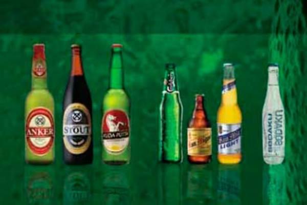 Ilustrasi - Produk PT Delta Djakarta Tbk - bisnis.com