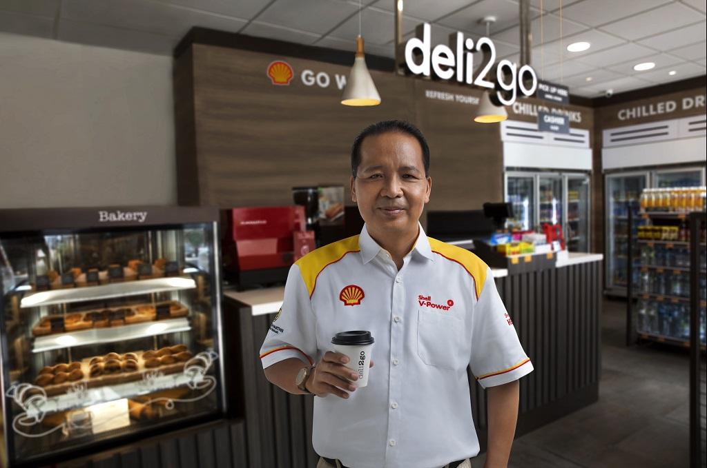 Foto: Markus Sutarmo, Mitra SPBU Shell Indonesia