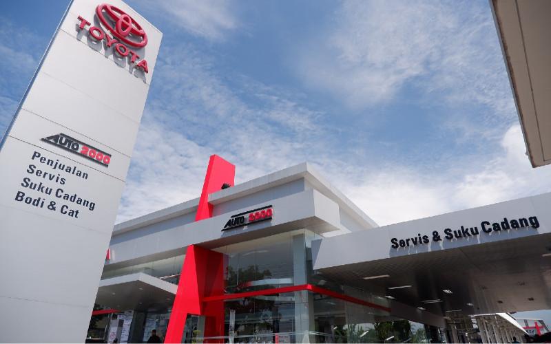 CARS TURI Ada Insentif PPnBM, CARS dan TURI Pede Penjualan Mobil Terdongkrak - Market Bisnis.com