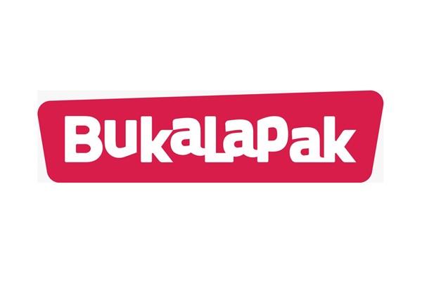 Logo Bukalapak -  Bisnis.com