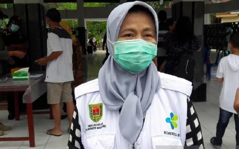 Kepala Dinas Kesehatan Kabupaten Magelang Retno Indriastuti. - Antara\r\n