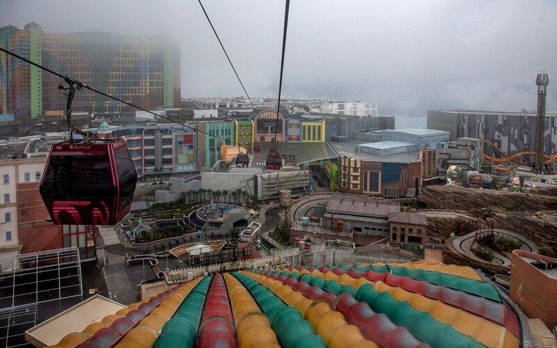 Resort World Genting di Malaysia -  Bloomberg