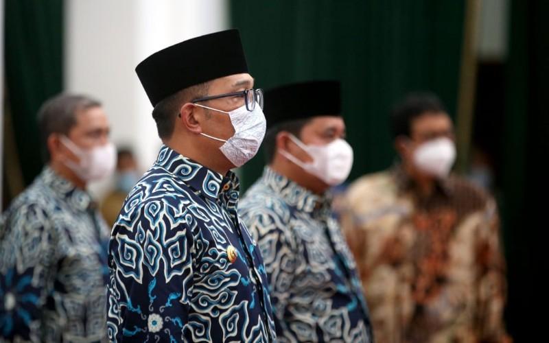 Gubernur Jawa Barat Ridwan Kamil - Bisnis