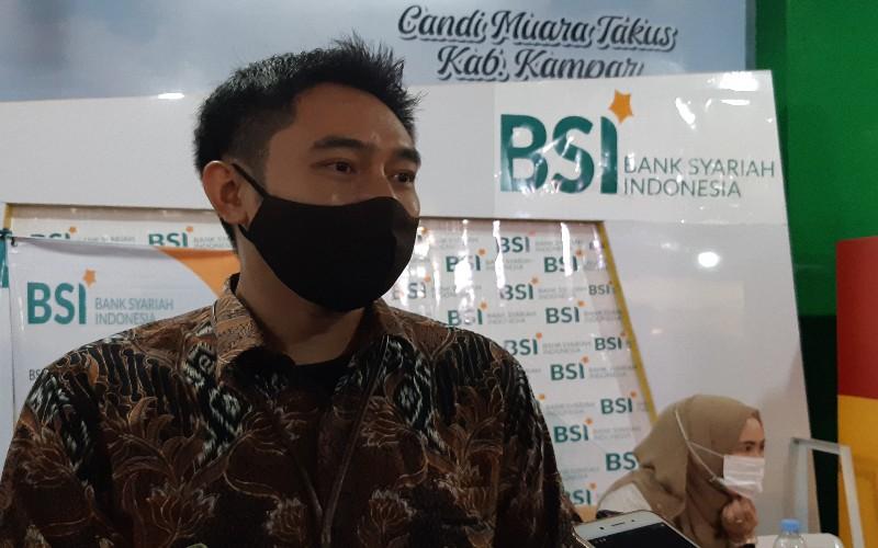 Branch Manager BSI Pekanbaru Wawan Purwantoro / JIBI-Bisnis - Arif Gunawan