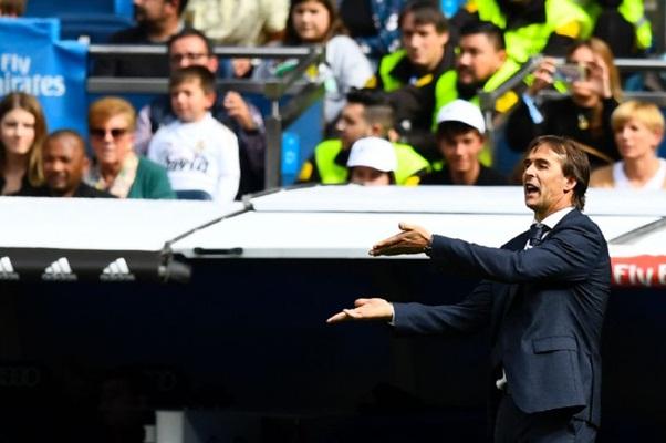Pelatih Sevilla, Julen Lopetegui - Yahoo