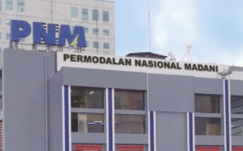 Kantor PNM. - pnm.co.id