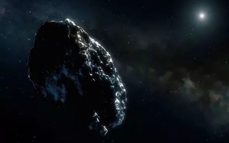 Asteroid Aphopis