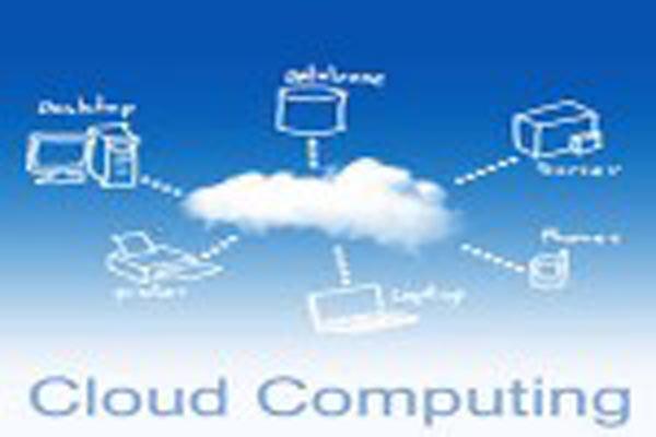 Ilustrasi komputasi awan