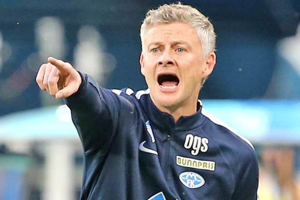 Ole Gunnar Solskjaer - Daily Sport