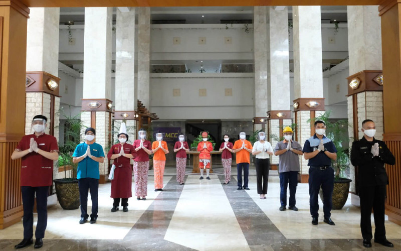 Grand Inna Malioboro merupakan hotel berbintang empat di Yogyakarta.  - Grand Inna Malioboro