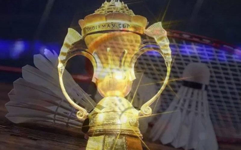 Piala Sudirman  -  Antara