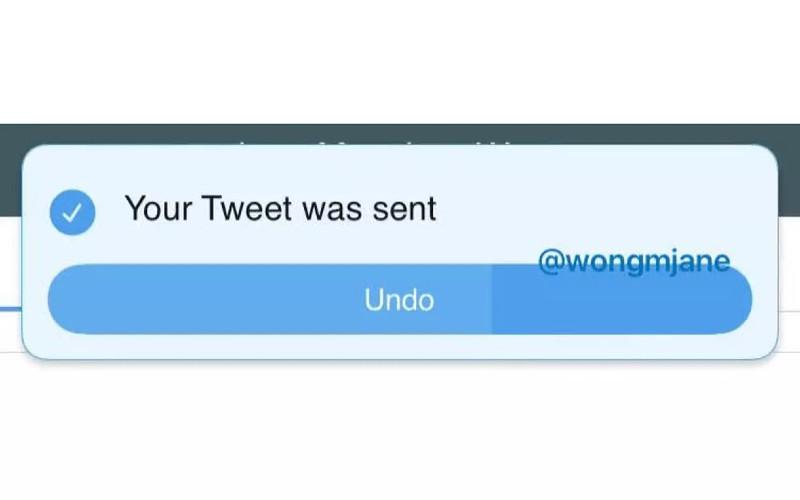 Masih Rumor, Ini Bocoran Fitur 'Undo Send' di Twitter - Lifestyle Bisnis.com