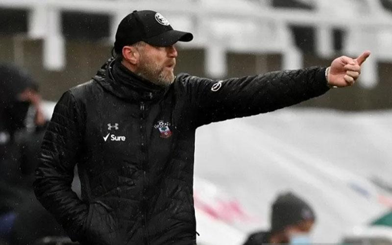 Pelatih Southampton Ralph Hasenhuttl/Antara - Reuters