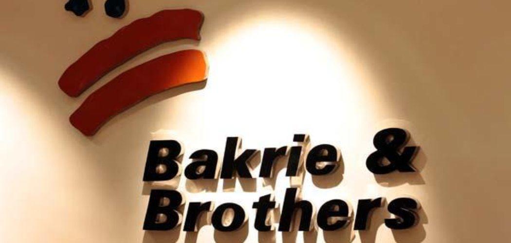 Logo PT Bakrie & Brothers Tbk. (BNBR).  - Bisnis.com.