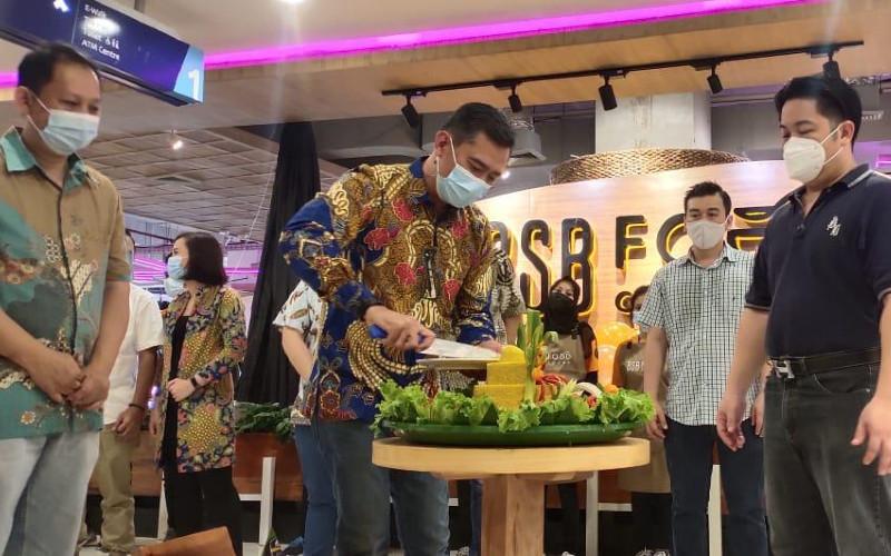 Setelah satu tahun tutup sejak Maret 2020 lantaran pandemi Covid-19, BSB mengubah konsep yang dulu bernama Exotic.  - BSB