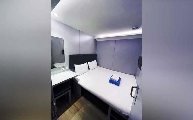 Roombox di Bandara Soekarno-Hatta.  - Istimewa