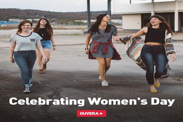 International womens day Guvera - dokumentasi
