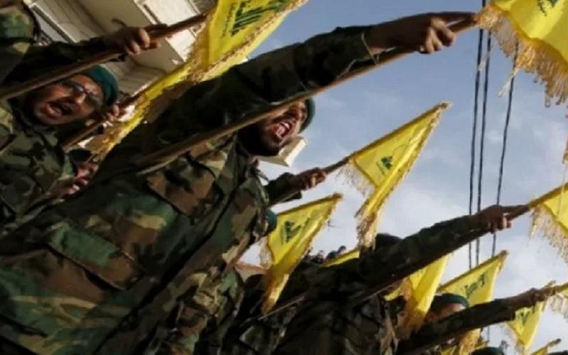 Milisi Syiah dukungan Iran, Hizbullah, makin mendominasi kekuasaan di Lebanon yang memicu kekhawatiran Arab Saudi. - Antara/Reuters