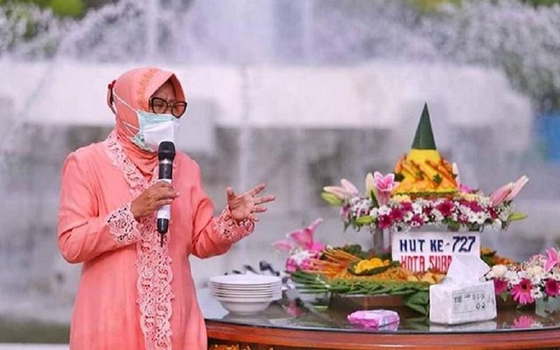 Menteri Sosial Tri Rismaharini - Bisnis/nancy Junita @trirismaharini.official