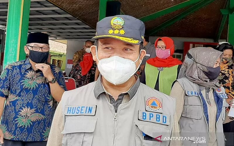 Bupati Banyumas Achmad Husein. - Antara/Sumarwoto