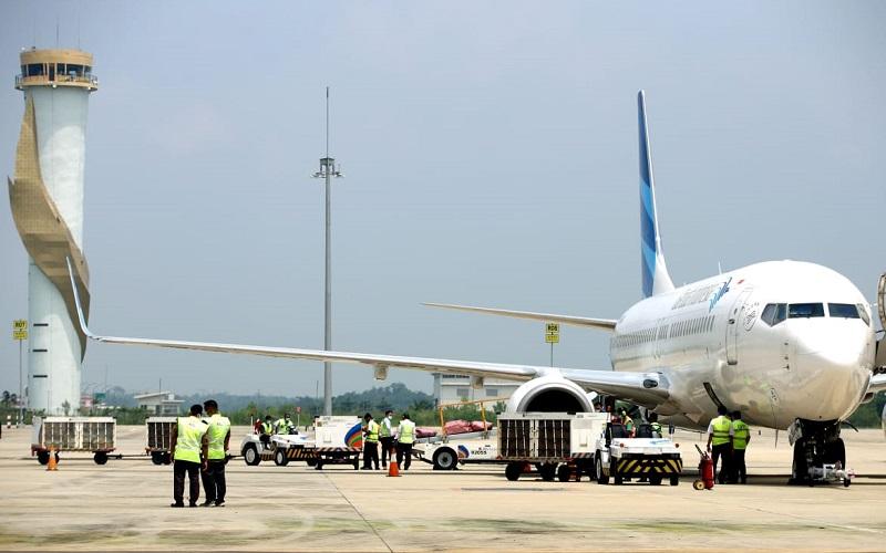 Layanan cargo di Bandara Kertajati - Bisnis