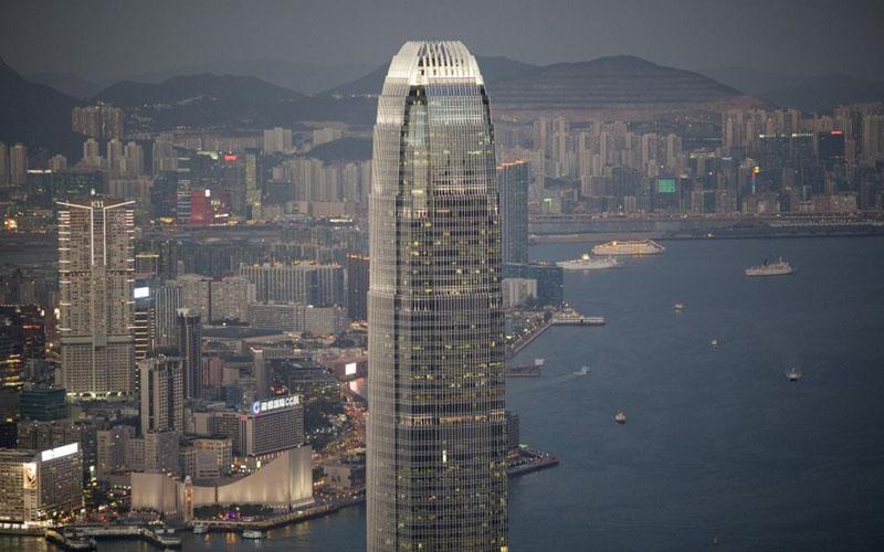 International Finance Centre di Hong Kong./Bloomberg - Jerome Favre