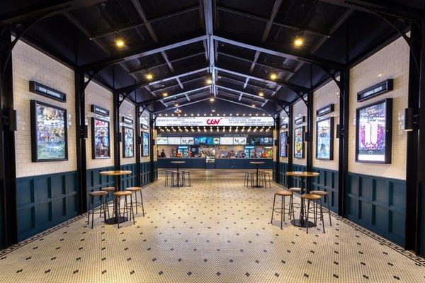 BLTZ Emiten Jaringan Bioskop CGV Cinemas (BLTZ) Disuntik Kredit Rp280 Miliar - Market Bisnis.com
