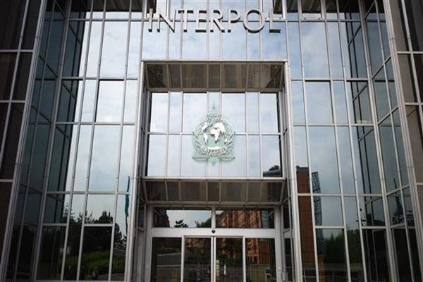 Ilustrasi-Markas  Interpol di Lyon Prancis - Istimewa