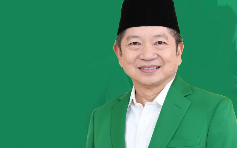 Ketua Umum PPP Periode 2021 - 2026 Suharso Monoarfa.  - Twitter PPP