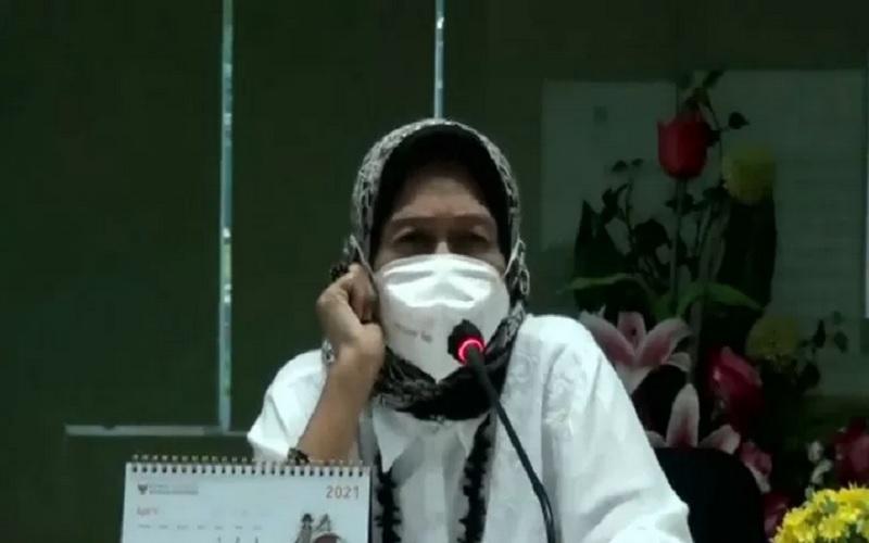 Ketua Bidang Rekrutmen Hakim KY Siti Nurdjanah. - Antara\r\n