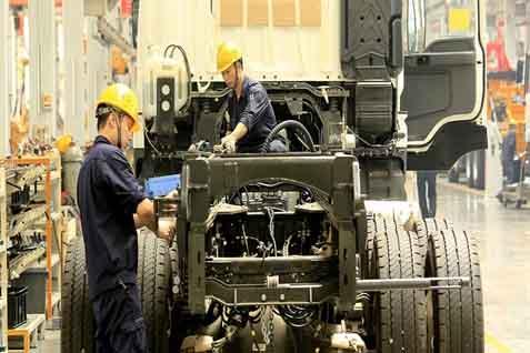 Manufaktur China - Bloomberg