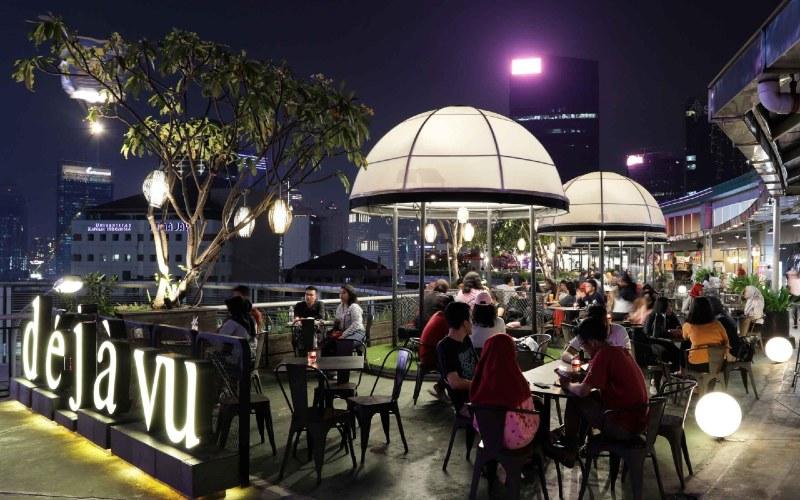 Plaza Semanggi.  - lippomalls.com