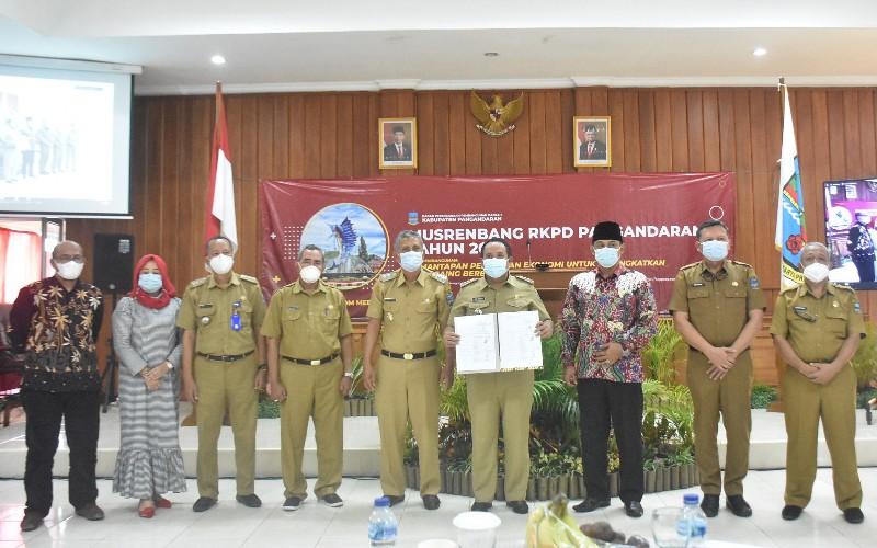 Musrenbang Kabupaten Pangandaran - Istimewa