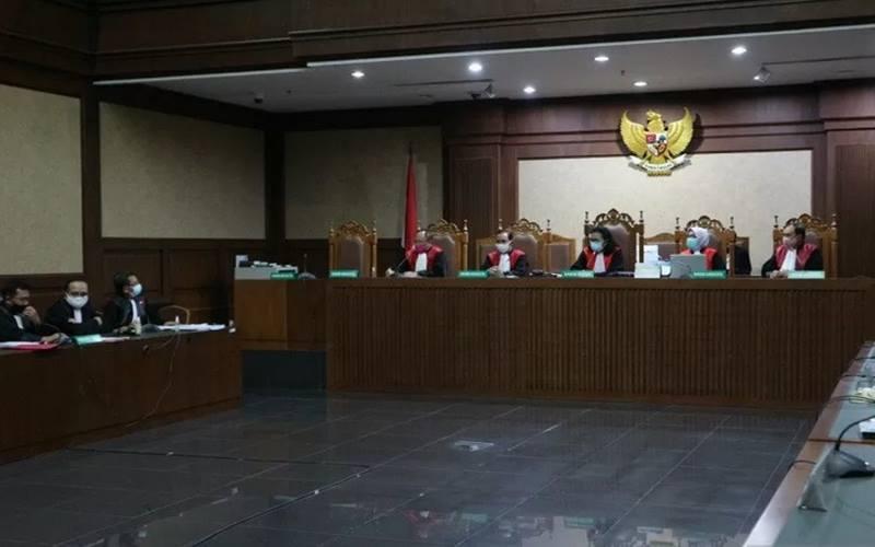 MYRX Aset Tanah Hanson (MYRX) Disita, Kuasa Hukum: Tidak Relevan dengan Kasus Asabri - Market Bisnis.com