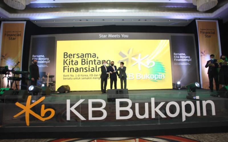 Peluncuran Nama dan Logo KB Bukopin - Istimewa