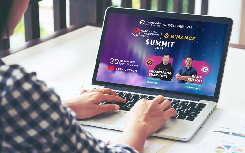 Indonesia Blockchain Week x Binance Summit 2021