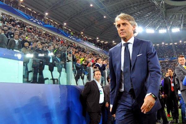 Pelatih Timnas Italia Roberto Mancini - Bleacher Report