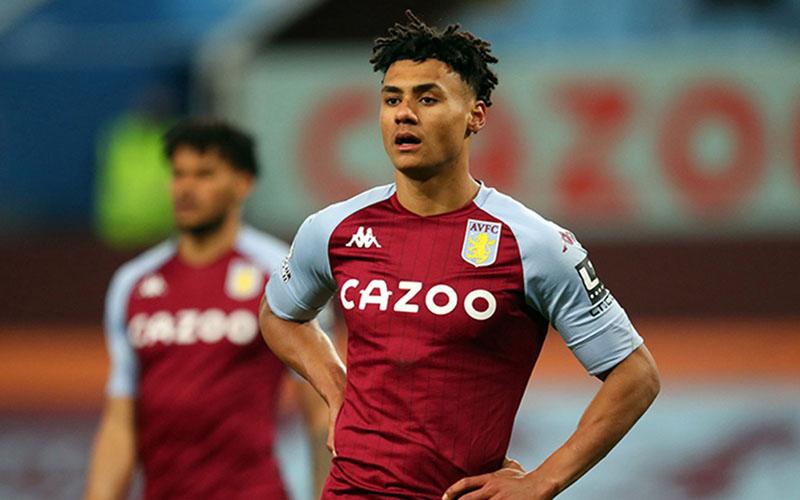 Penyerang Aston Villa Ollie Watkins. - TheFA.com