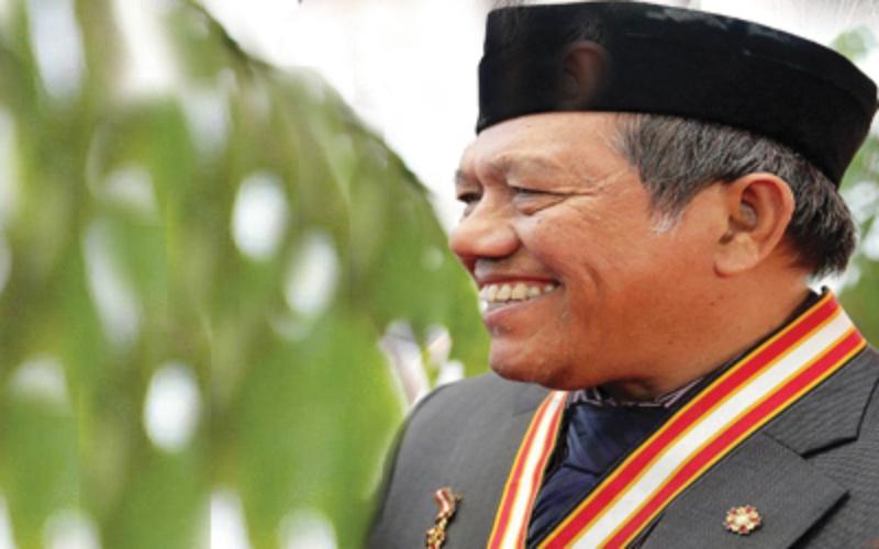 Tokoh Gerakan Buruh Muchtar Pakpahan semasa hidup - Dok./Konfederasi Serikat Buruh Seluruh Indonesia (KSBSI)