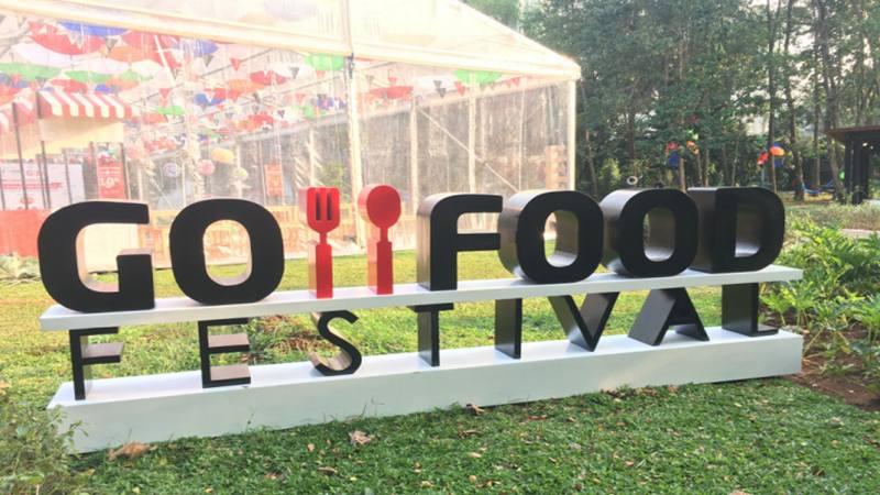 Go Food Festival di Gelora Bung Karno, Jakarta. - Antara
