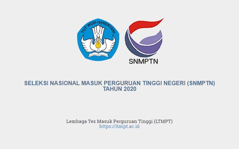 Logo SNMPTN 2020