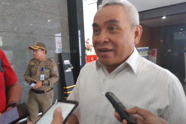 Gubernur Kalimantan Timur Isran Noor - Bisnis.com/Gloria FK Lawi