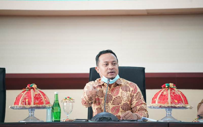 Plt. Gubernur Sulsel, Andi Sudirman Sulaiman - Istimewa