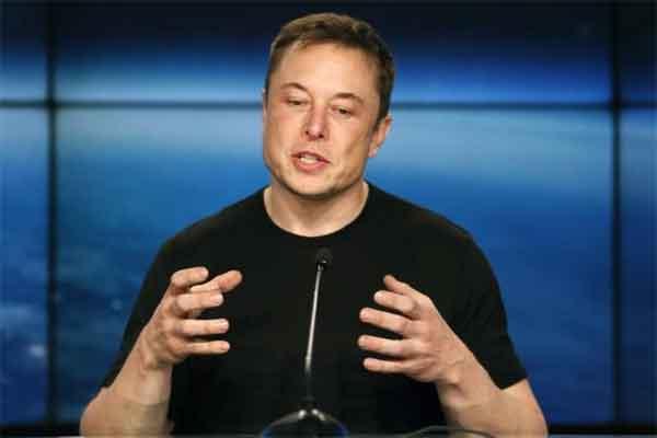 Pendiri dan CEO SpaceX dan Tesla, Elon Musk.  - Reuters